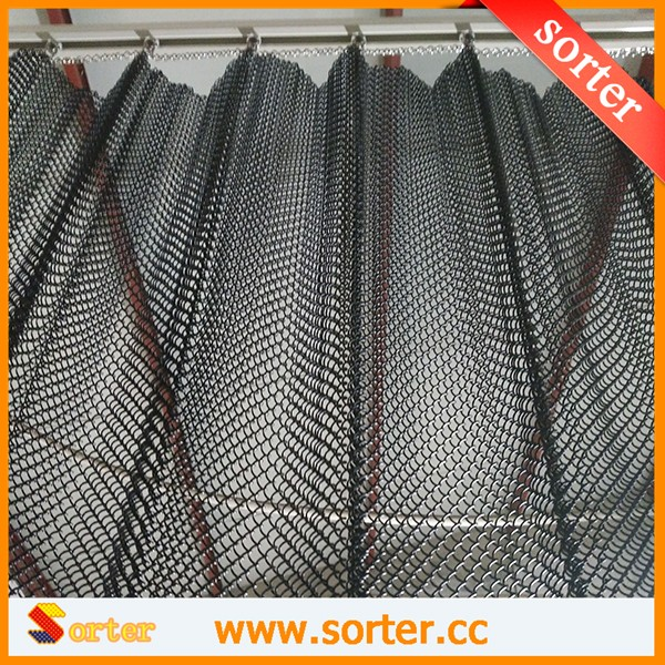 best price fireplace screen mesh  flexible metal window Decorative Fireplace Screens buy fireplace screen near me