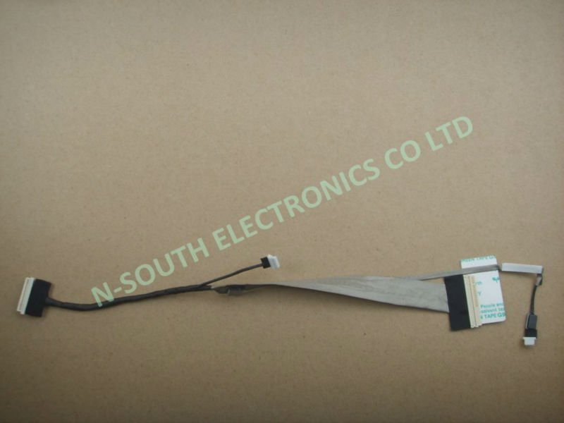 Laptop LCD Video Cable Notebook parts For ACER 4730 4730z 4930 4630 with ccd