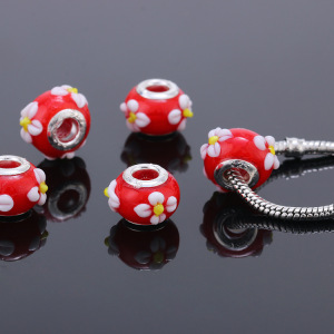 fashion cheap murano glass beads for jewelry making murano glass beads