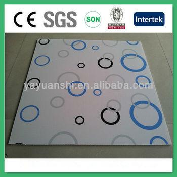 Faux Plafond Pvc Ceiling Panel Popular In Algerie Market Buy Faux