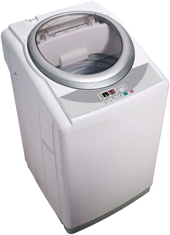 Washing Machine With Dryer Part - 35: 6.5kg Washer And Dryer Fully Automatic Single Tub Washing Machine - Buy  Holeless Fully Automatic Washing Machine,Home Appliance Top Load Automatic  Washing ...