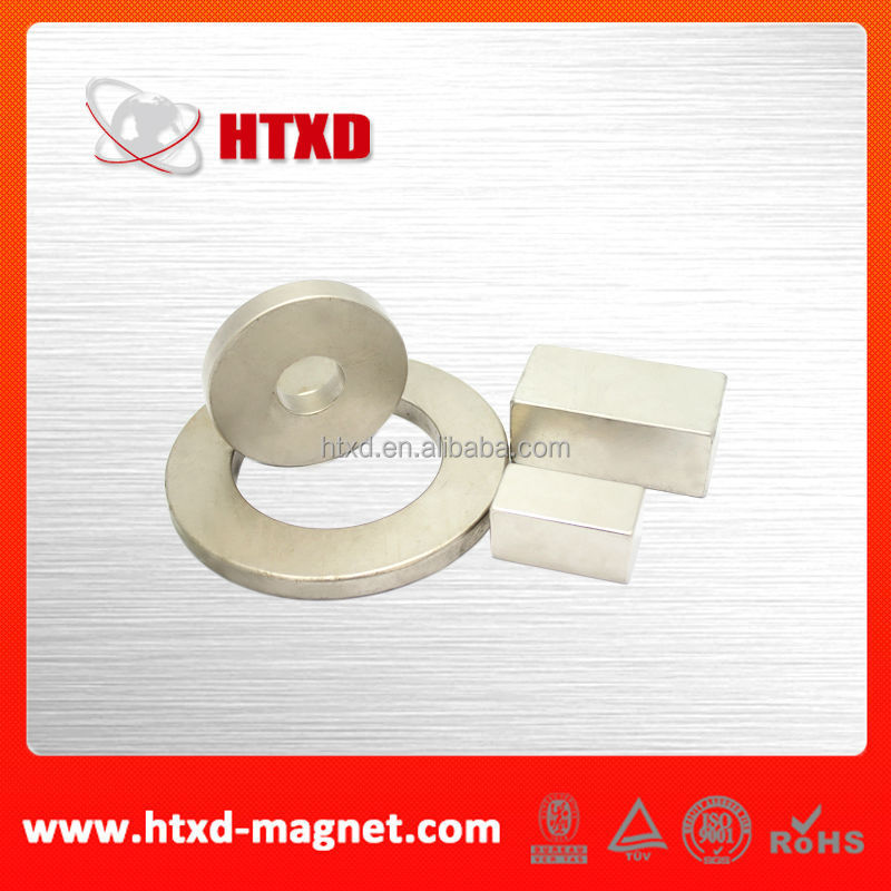 Neodymium magnet for ship salvage
