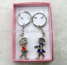 2012 hot selling sweetie key chain