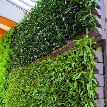 Jardin Vertical Modular Flower Pots Planters Artificial Green Wall