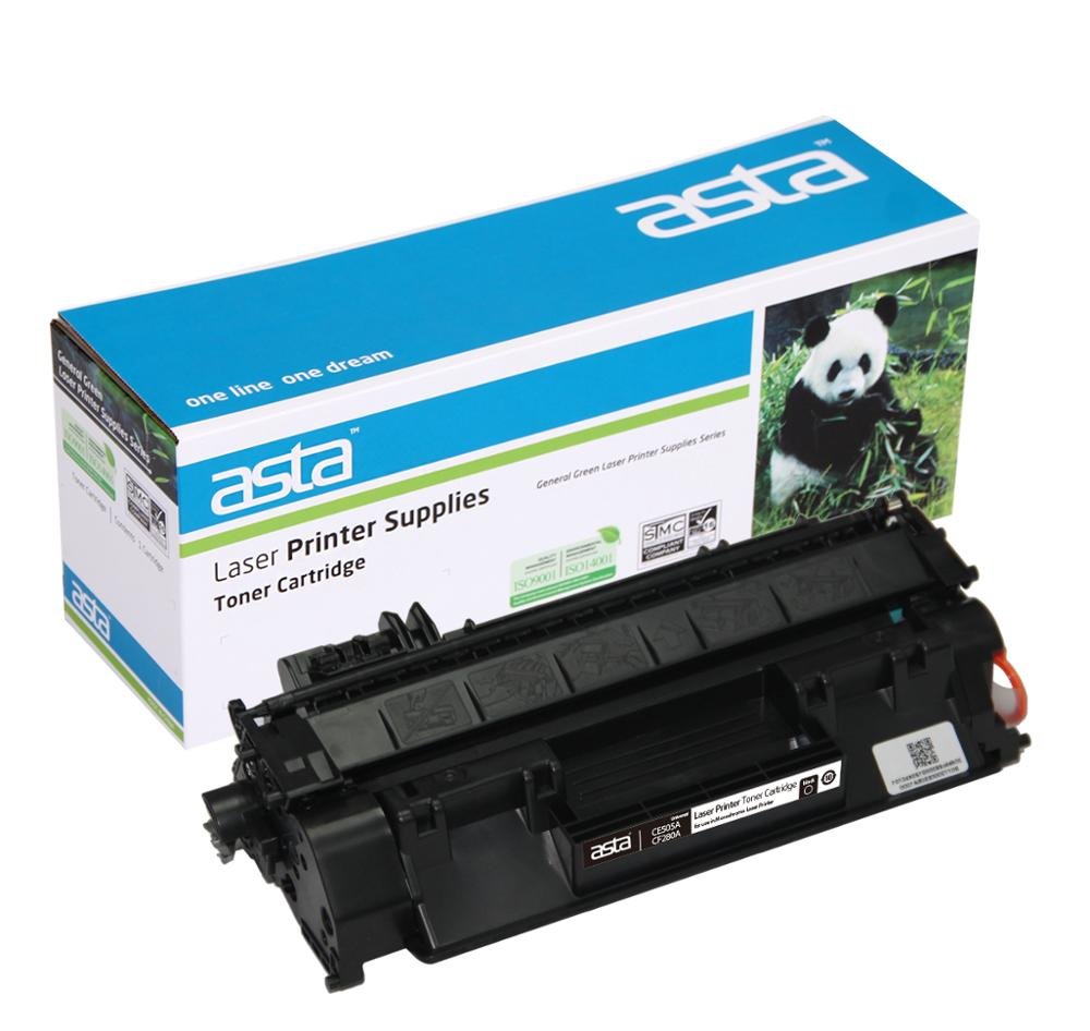 Asta ce505a Laser toner cartridge untuk HP cartridge 05A