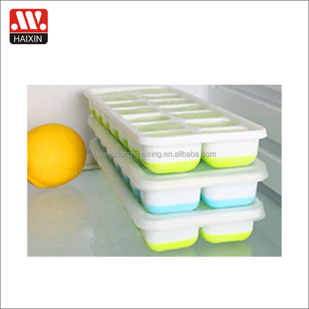 China Wholesale Pptpe Ice Cube Tray With Lid For Desktop Storage Keranjang Multifungsi Buy Tpe Trayice Storageice Product On