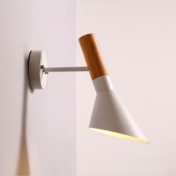 bk1140 adjustable angle hotel wall mounted bedside reading wall lamp