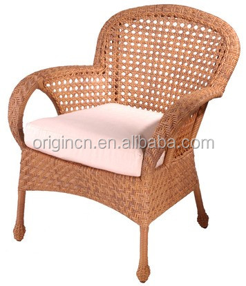 Garden Furniture France 4 seater antique spanish style coffee shop outdoor rattan dining