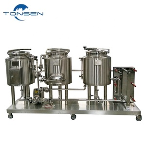 brewery equipment 100l micro brewery turnkey beer brewing system