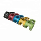 14019 31.8*45mm Wake Alloy Folding Road MTB Cycle Mountain Bike Short Stem Bicycle Short Stem