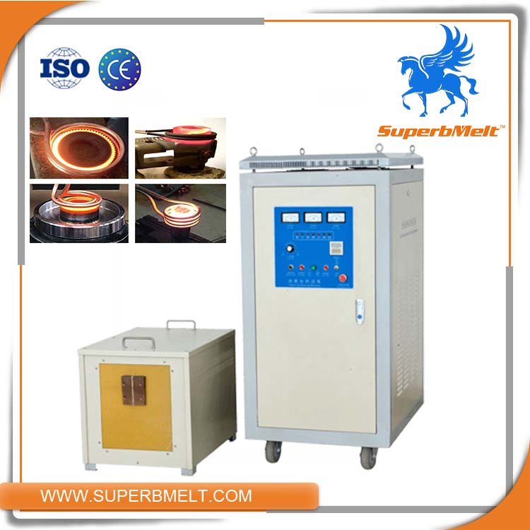 100% Duty Cycle Induction Heating Tool