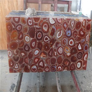 dyed gemstone slabs for wall decoration ,flooring