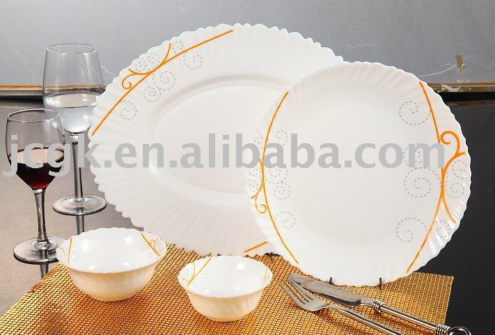Opal Glassware 24pcs Dinner Set