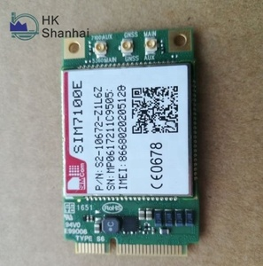 Hot offer product wireless simcom SIM7100E minipcie LTE 4G sim7100c module