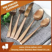 OEM acceptable stainless steel knife fork spoon wholesale flatware