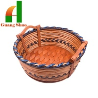 Wicker clothes hamper Cheap Christmas decorative basket,cheap woven baskets