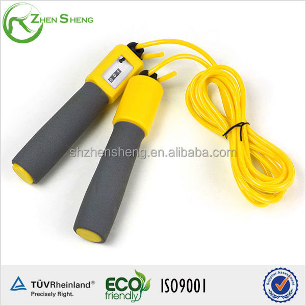 Zhensheng sports digital count skipping rope