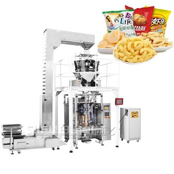 Automatic Vertical Packaging Machine Scale Combination Multihead Weigher