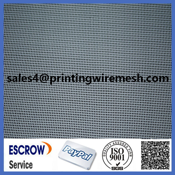 Hehuang Polyester Plain Weave Mesh Fabric/Polyester Square Hole Mesh/Drying Dedicated