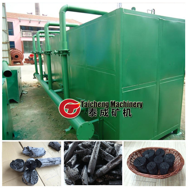 Factory supply reliable quality grass briquette carbonization stove