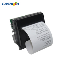 Low noise 58mm mini barcode printer panel thermal printer with USB/TTL/RS232