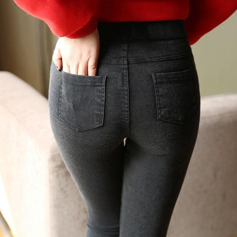 Compra jeans leggings online al por mayor de China
