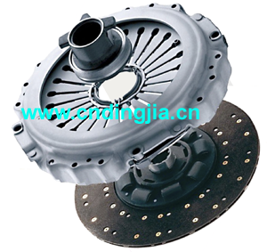 AUTO Clutch kit / D=430mm / 500371281 / 805457 / 3400117801 / 500335105 / 500371282 / 500371283 FOR IVECO Truck Stralis