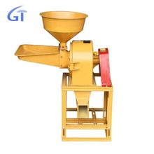 Cereal Moringa Fine Powder Grinding Machine rice mill machinery low price