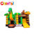 Dino Park Inflatable Combo Bouncer Slide Inflatable Jumping Castle