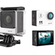 4K 10fps action cam H9 sport video camcorder with accessories