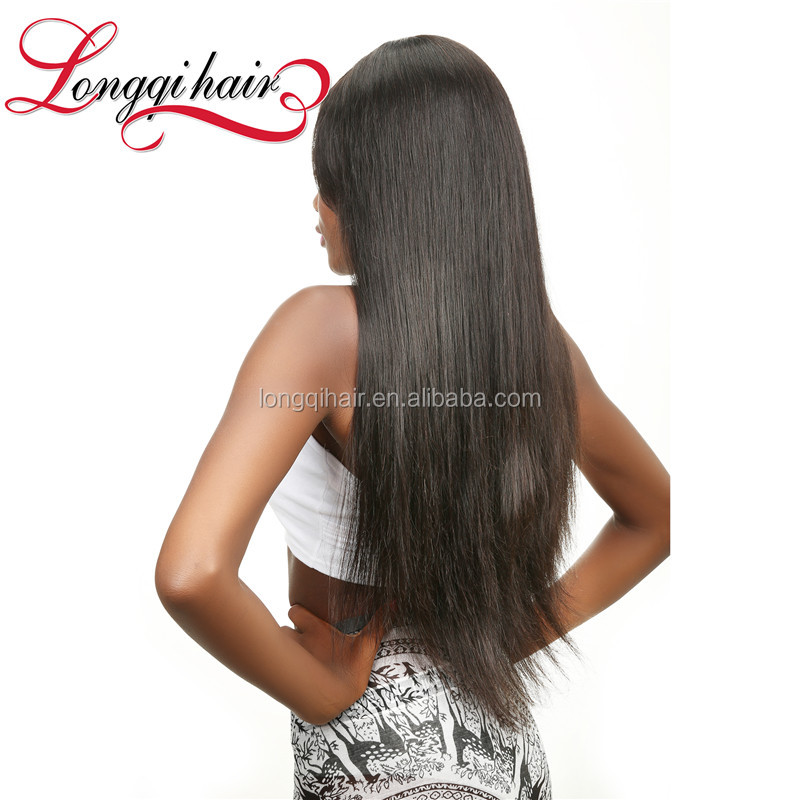 Real Tangle Free Brazilian Virgin Human Hair Weave Straight Afro Hair Nubian Kinky Twist Braid