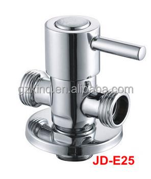 Three Way Water Diverter Shower Adapter
