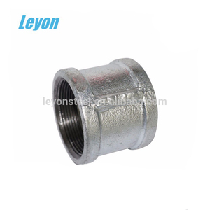 Hot Dipped Galvanized ductile iron pipe fittings double socket bend