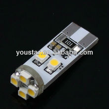 T10 8 SMD 5050 168 194 led canbus light