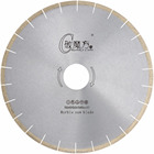 China manufacturer supply 350mm 14inch diamond saw blade for marble edge cutting