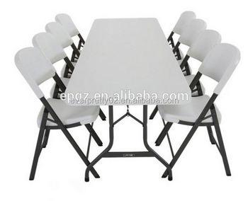 Tavoli Da Mercato Pieghevoli.Sf 02t4 Popolare Composito Tavolo Da Picnic Tavolo Pieghevole