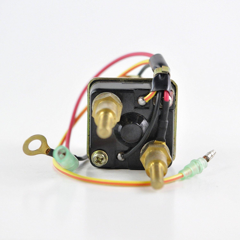 Starter Relay Solenoid For Kawasaki SX SXI SXR X2 SS ST STS STX Super Sport XI XIR JS 440 650 750 800 900 1100 1992-2011 OEM Repl.# 27010-3724 27010-3760