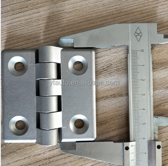 Heavy duty stainless steel hinge producer with ISO certification