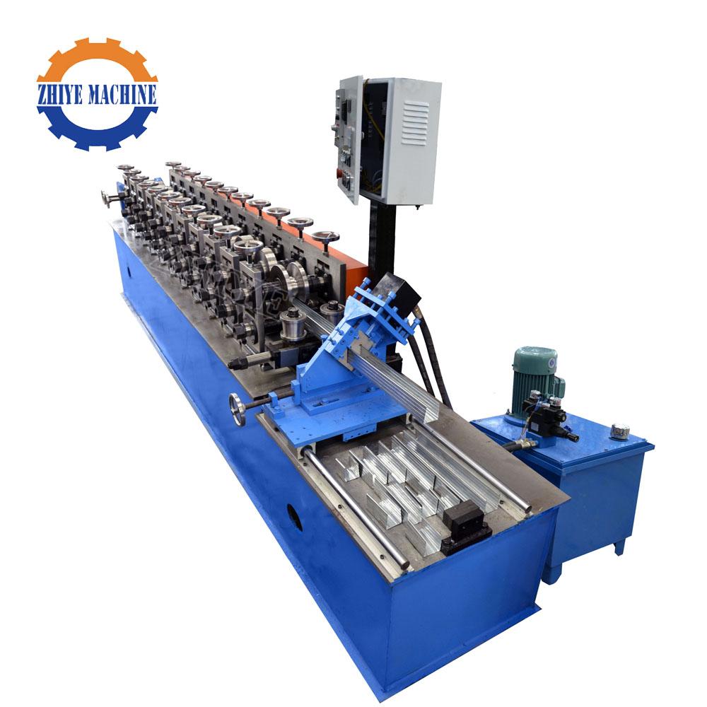 Buy light steel stud and track framing making machine