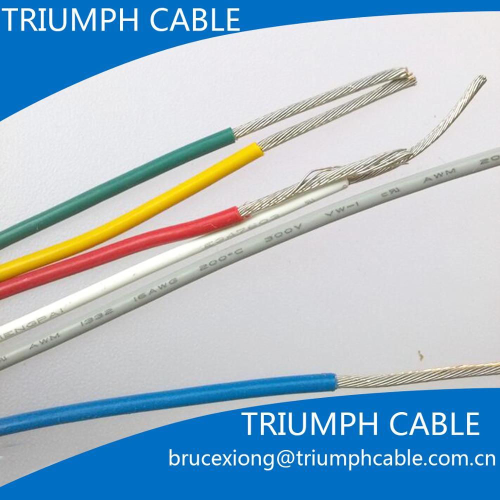 High Temperature Fep Insulation Awm Style Ul1332 Teflon Wire - Buy ...