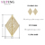 65076 xuping female fashion women jewelry set, plated 14k pure gold copper alloy african set jewelry