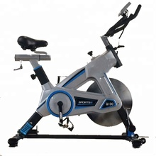 Qido Commerciële Gym Apparatuur gym Cycle Hometrainer Magnetische <span class=keywords><strong>Swing</strong></span> Spin Bike