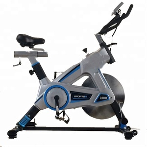 Qido Commercial Gym Equipment gym Cycle Exercise Bike Magnetic Swing Spin Bike