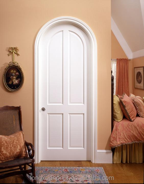 semplice porta della camera di design con pannello di legno porta ... - Porte In Legno Di Design Di Alta Sicurezza