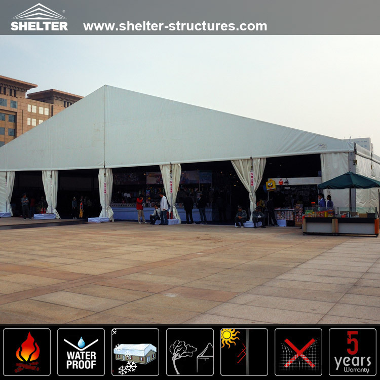 10x21m Luxury Design Outdoor Event Marquee Tents For Sale