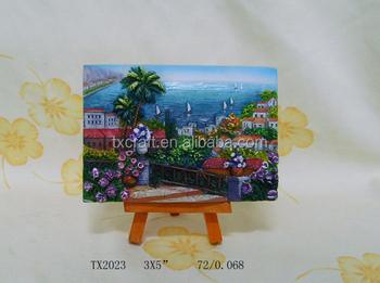 Résine océan artisanat paysage bureau table décoration buy