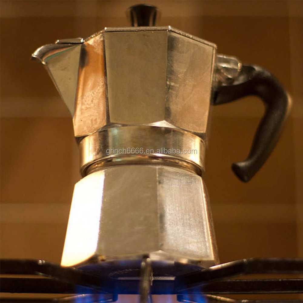 moka pot,stovetop espresso maker,italian coffee maker