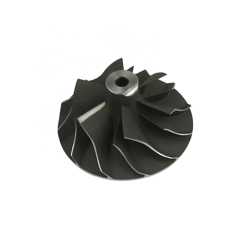 56.48 // 74.99 Turbo Billet Compressor Wheel Garrett T04E 442476-0014 6+6