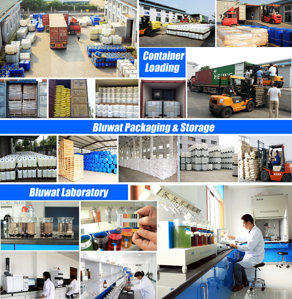 Effluent Treatment Plant(etp) Chemicals For Dying And Textile ...