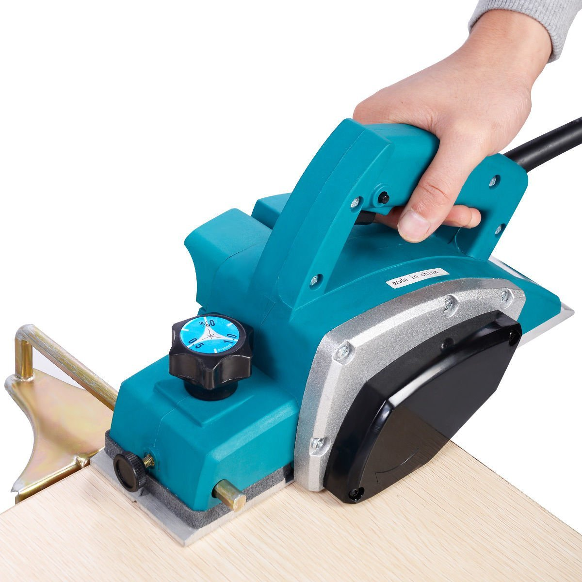 High Rated Powerful Electric Wood Planer Door Plane & Hand Held Woodworking Surface